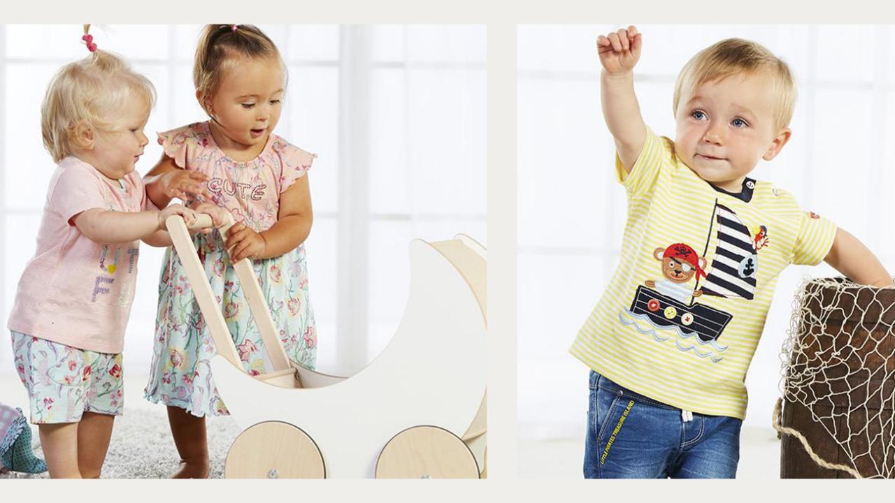 Große Auswahl an Kinderbekleidung