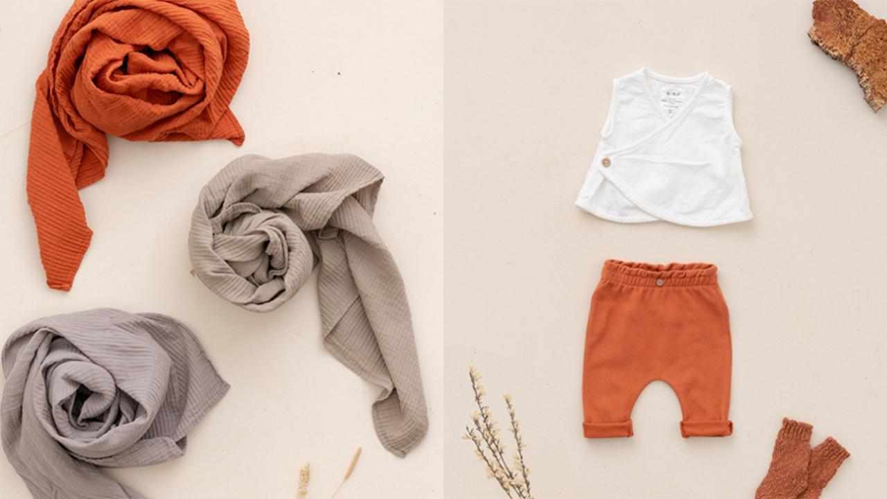Kleidung für Babys