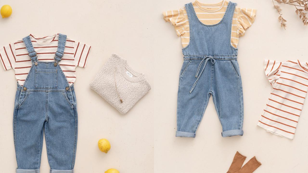 Shirts, Hosen und Pullover für Kinder