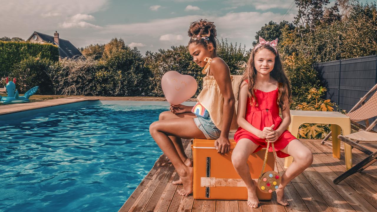Sommerkleidung für Teenager