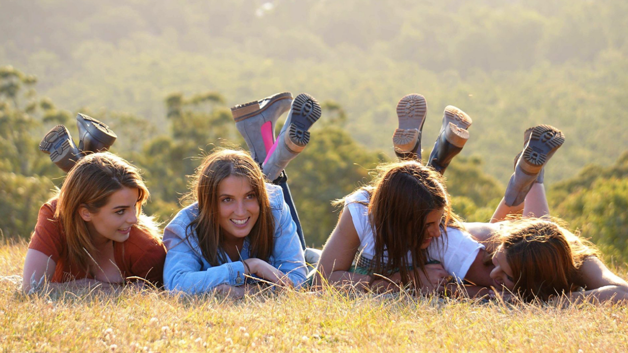 Schuhe für Teenager und Damen von Blue Heeler